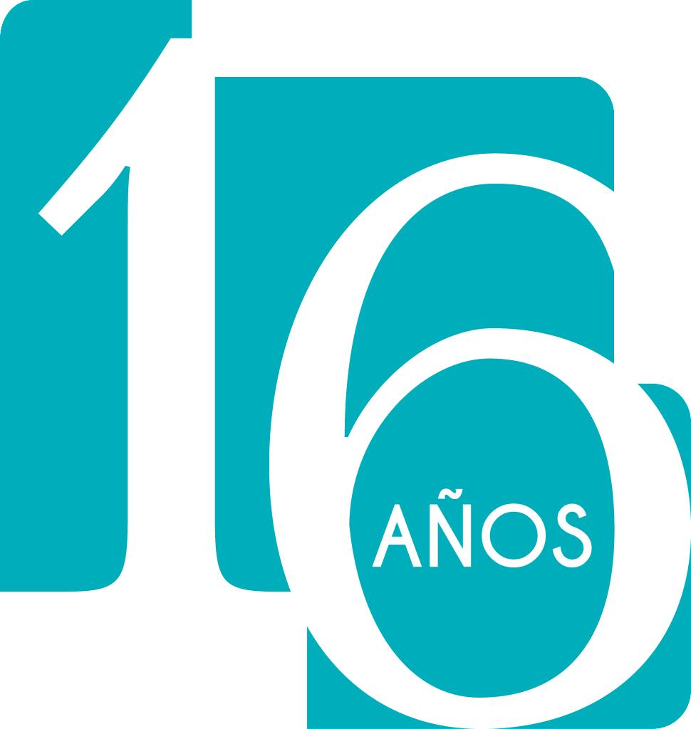 Logo 16 años UML-02